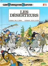 Les tuniques Bleues -5c2019- Les déserteurs