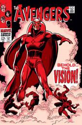 Avengers Vol. 1 (Marvel Comics - 1963) -57- Behold ... The Vision !