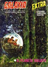 Galaxia Extra -4- El planeta maldito