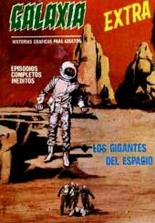 Galaxia Extra -5- Los gigantes del espacio