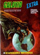 Galaxia Extra -6- Desapariciones misteriosas