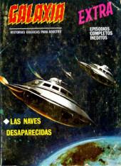Galaxia Extra -7- Las naves desaparecidas