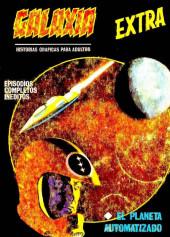 Galaxia Extra -8- El planeta automatizado