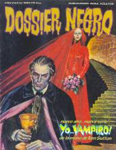 Dossier Negro -183- Yo... vampiro !