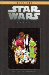 Star Wars - Légendes - La Collection (Hachette) -136136- Star Wars Classic #105 à #107, #108 et Espion impérial