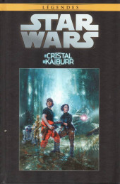 Star Wars - Légendes - La Collection (Hachette) -137137- Le Cristal de Kaïburr