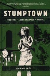 Stumptown (en portugais) -3- Volume Três