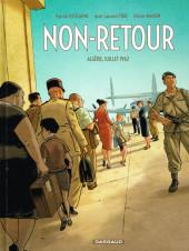 Non-retour - Algérie, juillet 1962