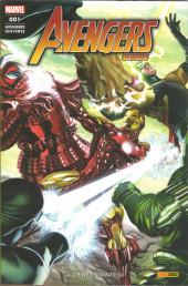 Avengers Universe (3e série - 2021) -1- La chute du marteau