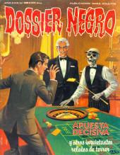 Dossier Negro -186- Apuesta decisiva