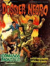 Dossier Negro -187- Comando Monster