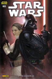 Star Wars (Panini Comics - 2021) -3- La voie du destin (3)