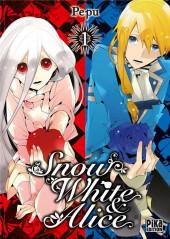 Snow white & Alice -1- Tome 1