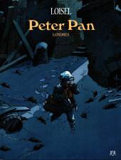 Peter Pan (Loisel, en portugais - Público/ASA) -1- Londres