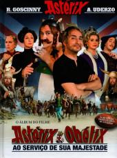 Astérix (hors série) (en portugais) -C08- Astérix & Obélix ao serviço de Sua Majestade