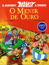 Astérix (hors série) (en portugais) - O menir de ouro