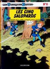 Les tuniques Bleues -21a1991- Les cinq salopards
