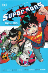 Super Sons (2017) - Super Sons Omnibus Expanded Edition