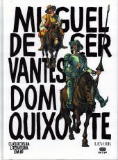 Clássicos da Literatura em BD -8- Dom Quixote