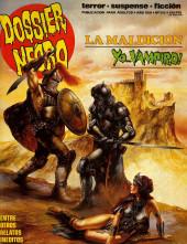 Dossier Negro -202- La Maldición/Yo... vampiro !