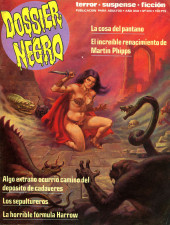 Dossier Negro -208- Número 208
