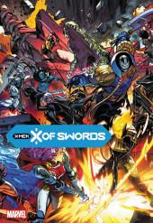 X of Swords (Marvel Comics - 2020) -INT01- X of Swords