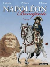 Jacques Martin présente -INT- Napoléon Bonaparte