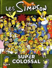 Les simpson - Super colossal -6- Volume 6