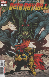 Beta Ray Bill (Marvel Comics - 2021) -1- Argent Star