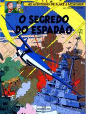 Blake e Mortimer (Aventuras de) (en portugais) -3a1993- O segredo do Espadão - Tomo 3