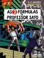 Blake e Mortimer (Aventuras de) (en portugais) -12- As 3 Fórmulas do Professor Sato - Tomo 2
