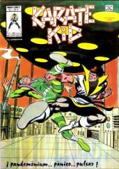 Karate Kid -4- ¡Pandemónium... pánico...pulsar!