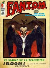 Fantom Vol.1 (Vertice - 1972) -3- El diablo de la televisión