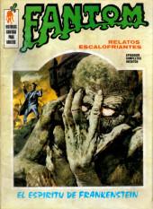Fantom Vol.1 (Vertice - 1972) -5- El espíritu de Frankenstein