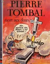 Pierre Tombal -3Poche2- Mort aux dents