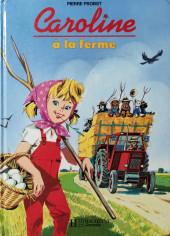 Caroline -20a1992- Caroline à la ferme