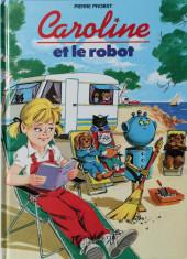 Caroline -19a1989- Caroline et le robot