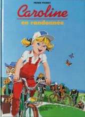 Caroline -17a1988- Caroline en randonnée
