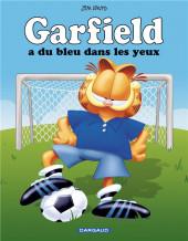 Garfield -71- Garfield a du bleu dans les yeux !