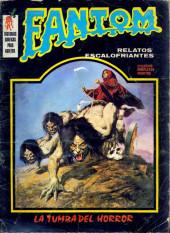 Fantom Vol.1 (Vertice - 1972) -6- La tumba del horror