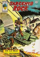 Sargento Rock -8- En la isla del infierno