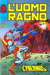 L'uomo Ragno V1 (Editoriale Corno - 1970)  -201- Cybernus