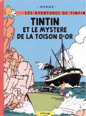 Tintin - Pastiches, parodies & pirates -25f2020- Tintin et le mystère de la toison d'or