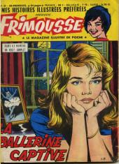 Frimousse -21- La ballerine captive