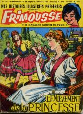Frimousse -24- L'enlèvement de la princesse