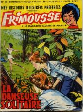 Frimousse -25- La danseuse solitaire