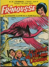 Frimousse -38- Le secret de l'ile aux oiseaux