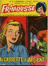 Frimousse -42- La cassette d'argent