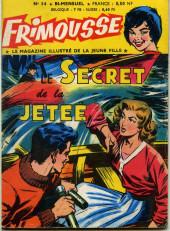 Frimousse -54- Le secret de la jetée