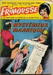 Frimousse -67- Le mystérieux mannequin